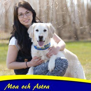 Moa och Astra